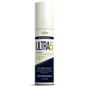 Natural Progesterone Cream Ultra 5 – Age management
