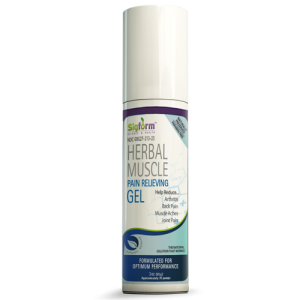 Herbal Muscle Gel-Natural Pain Relief 3oz