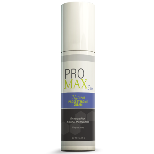 Natural Progesterone Cream Pro Max 5%