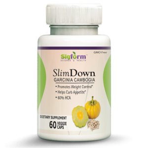 SlimDown Garcinia caps