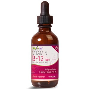 VITAMIN B-12 1000 mcg with B-6 and Folic Acid