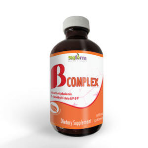 Vitamin B Complex – Dietary Supplement