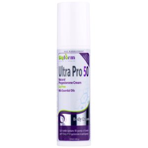 Ultra Pro 50 – Progesterone Cream with Essential Oils 3.6oz