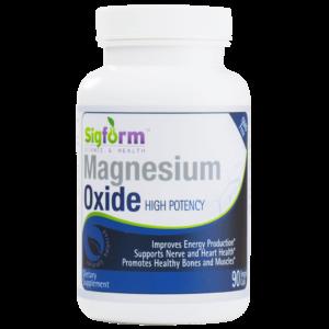 Magnesium Oxide 90 Veg Caps