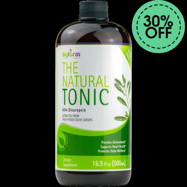 Olive Leaf Tonic 1