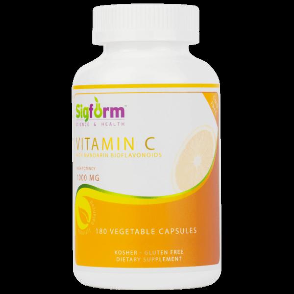 Vitamin C Capsules 1