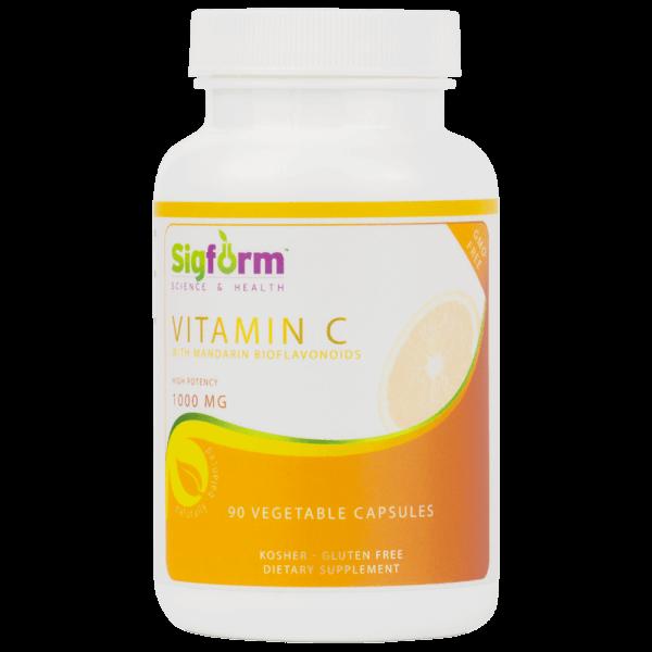 Vitamin C Capsules 2