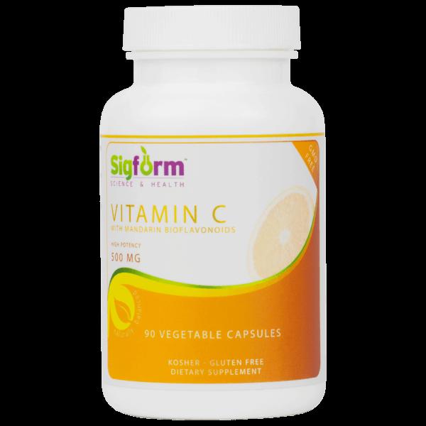 Vitamin C Capsules 4